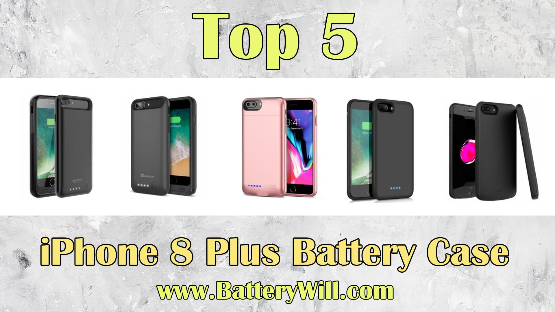 new styles f9280 475e5 A comprehensive guide to picking the best iPhone 8 plus battery case