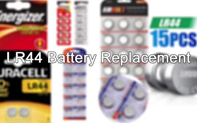 Best LR44 Battery